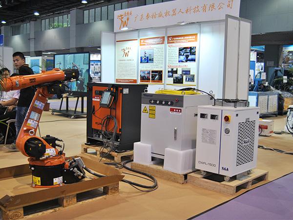 柔性机器人激光焊接机冷水机