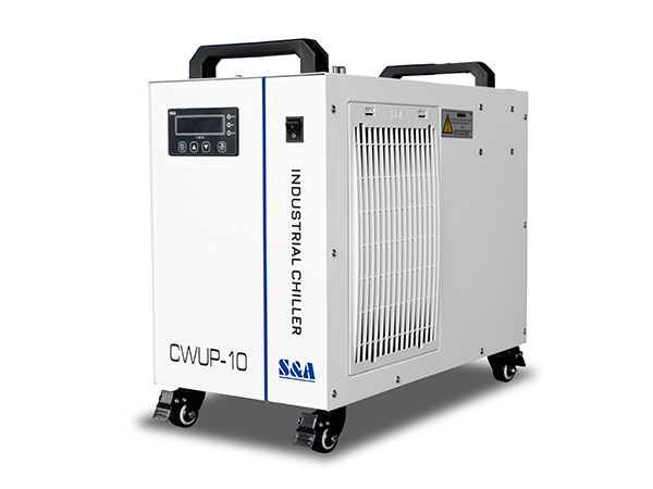 超短脉冲皮秒激光打标机冷水机