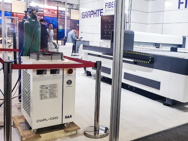 光纤激光器冷水机