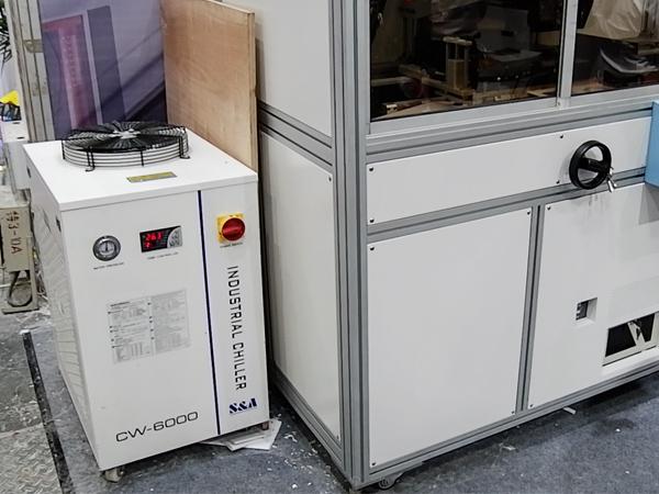 同轴视觉激光打标机冷水机